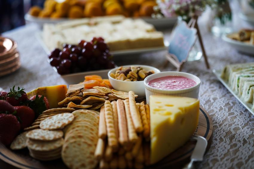 How to create the perfect grazing table