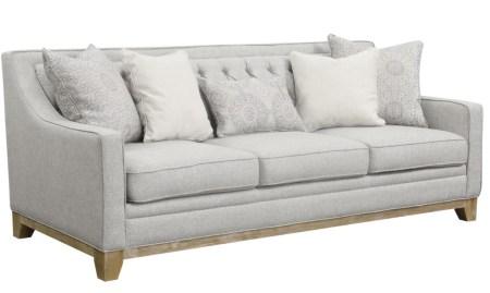 Amistad Coastal Tufted Sofa