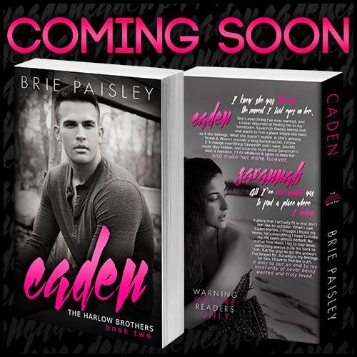 CADEN by Brie Paisley