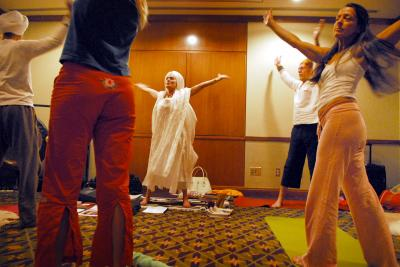 Yoga Journal Conference Boston 3