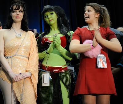 Star Trek Convention Boston, 2014