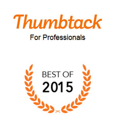 Thumtack best of 2015 award graphic