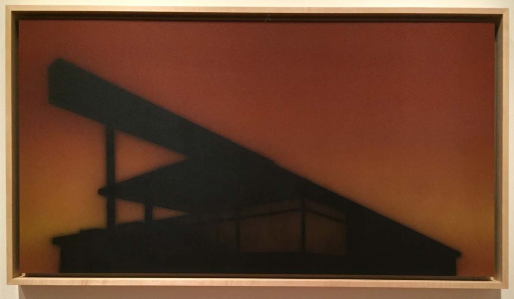 Station by Ed Ruscha