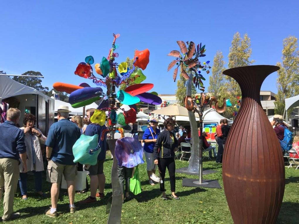 Andrew Carson Sculpture, celebrating sculpture