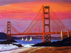 golden-gate-twilight-print-by-susan-sternau