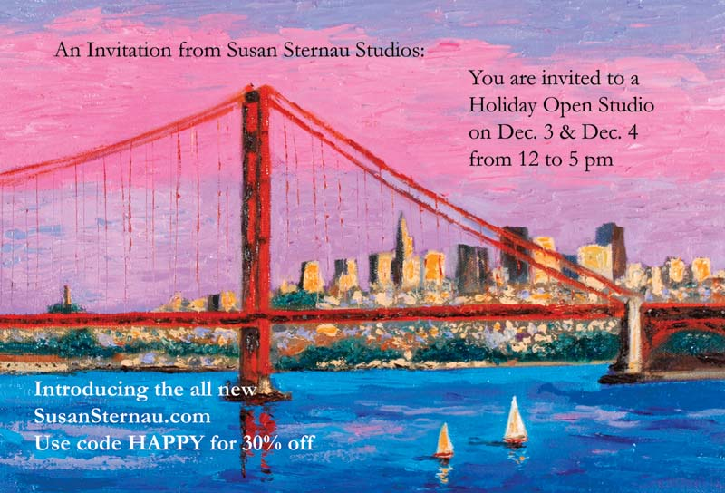holiday open studio 2016