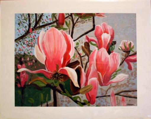 magnolias-print-front-by-susan-sternau