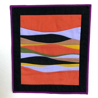 Small Study Quilt, 1