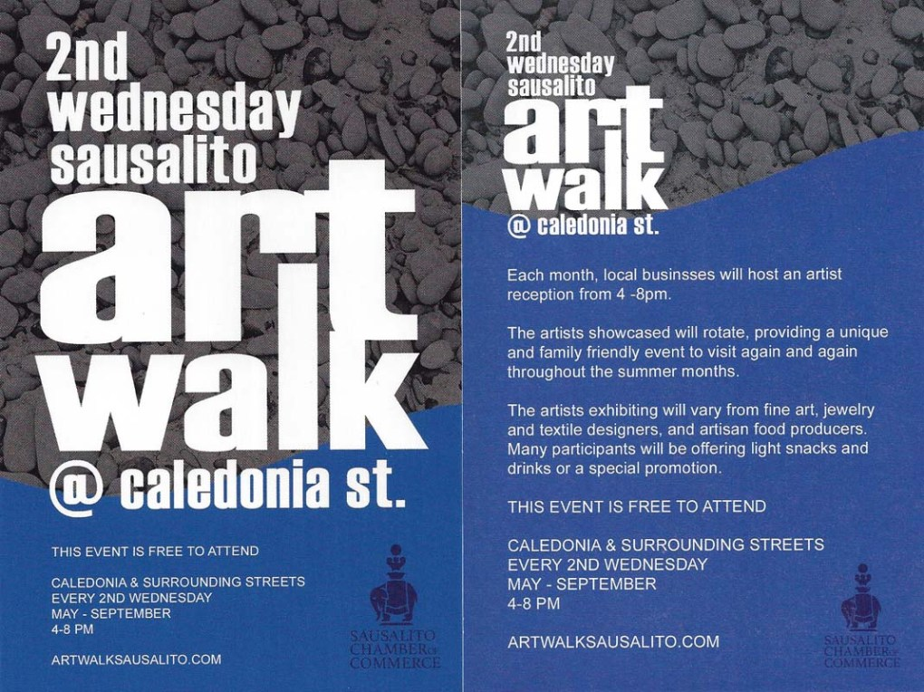 Sausalito Art Walk