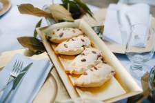 Vegan pumpkin pasties (photo by Pobke Photography)