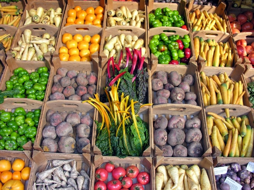 Technicolor tubers: the ProSpecieRara world of vegetables