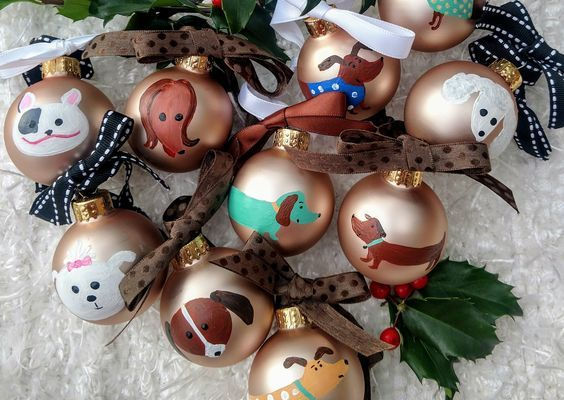 NEW Pet Ornament Pre-Ordder Now Open