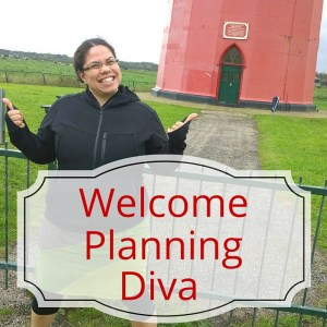 Welcome planning Diva