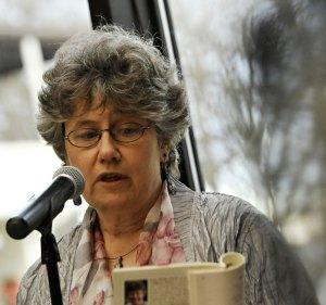Susan Windle Reading by John Arcara