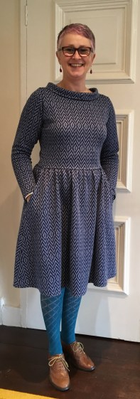 Collette patterns, 'Moneta'