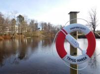 Finspång - überall Wasser und Seen