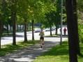 Auf den Spuren von Sören, der hier in Hervanta (bei Tampere) mal studiert hat.