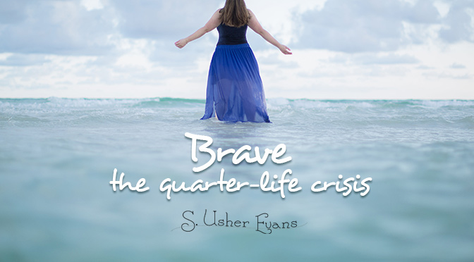 Brave: The first step to finding who I really am