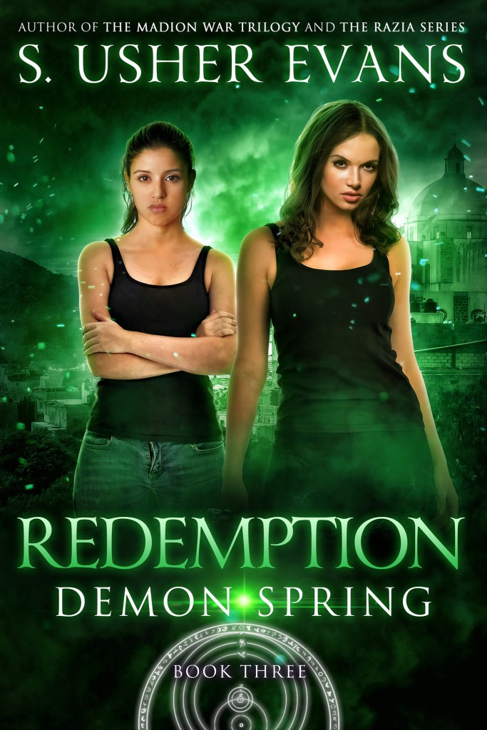 Book Cover: Redemption