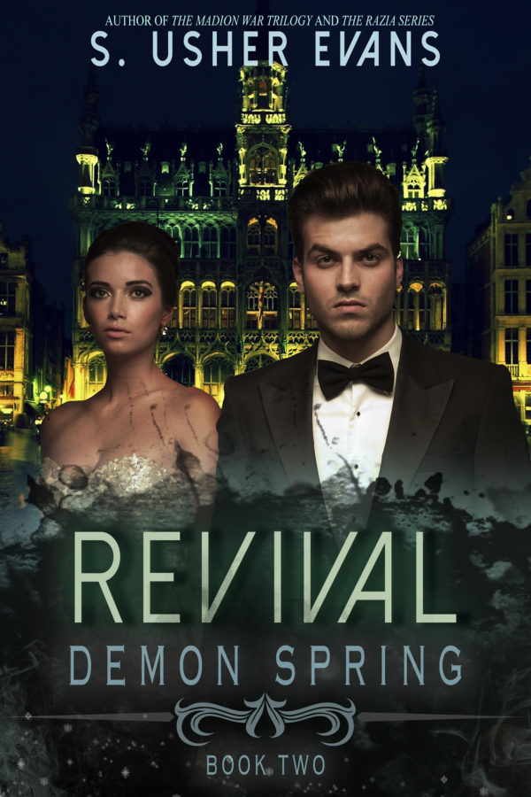 Revival (Demon Spring #2) Cover