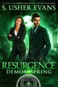 Book Cover: Resurgence