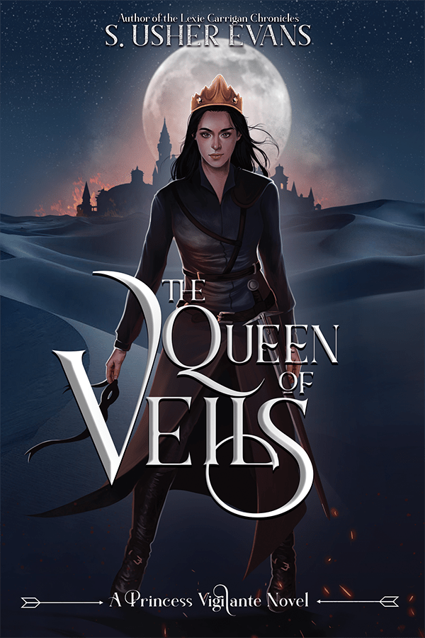 Book Cover: The Queen of Veils