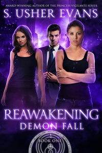 Book Cover: Reawakening