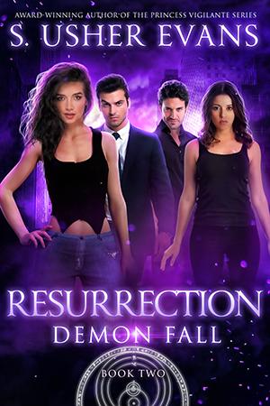 Book Cover: Resurrection