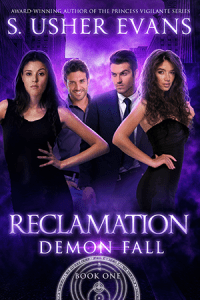 Book Cover: Reclamation