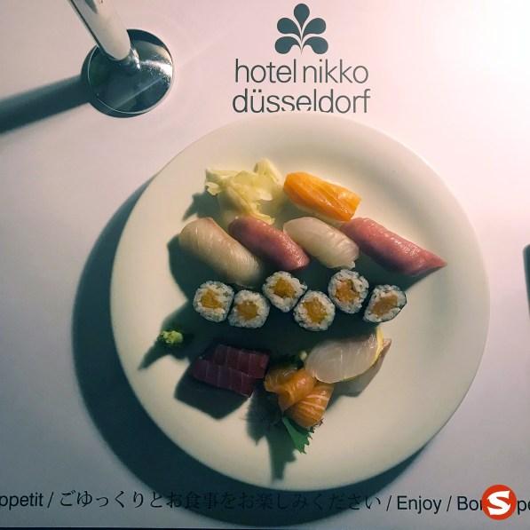 hotel nikko sushi in japanese hotel