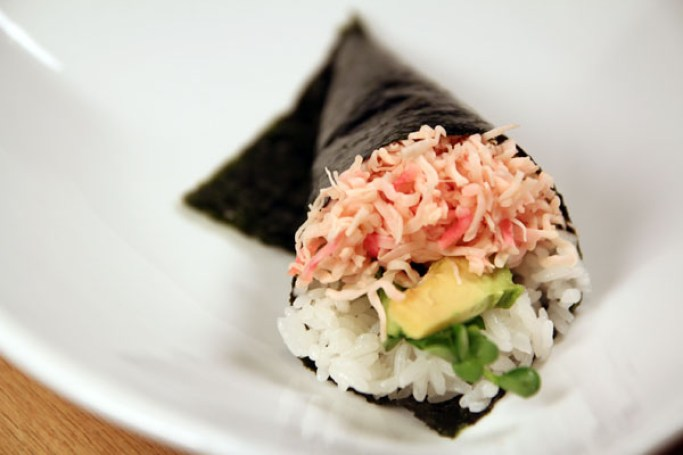 California Roll 3