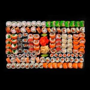 Grand Chef assortii sushi