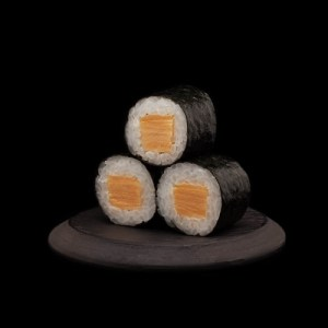 Small Sushi Rolls and Makis