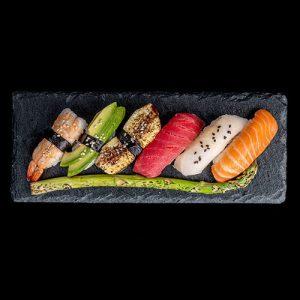 assortii sushi