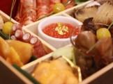鮨武でおなじみの美味食材たち。