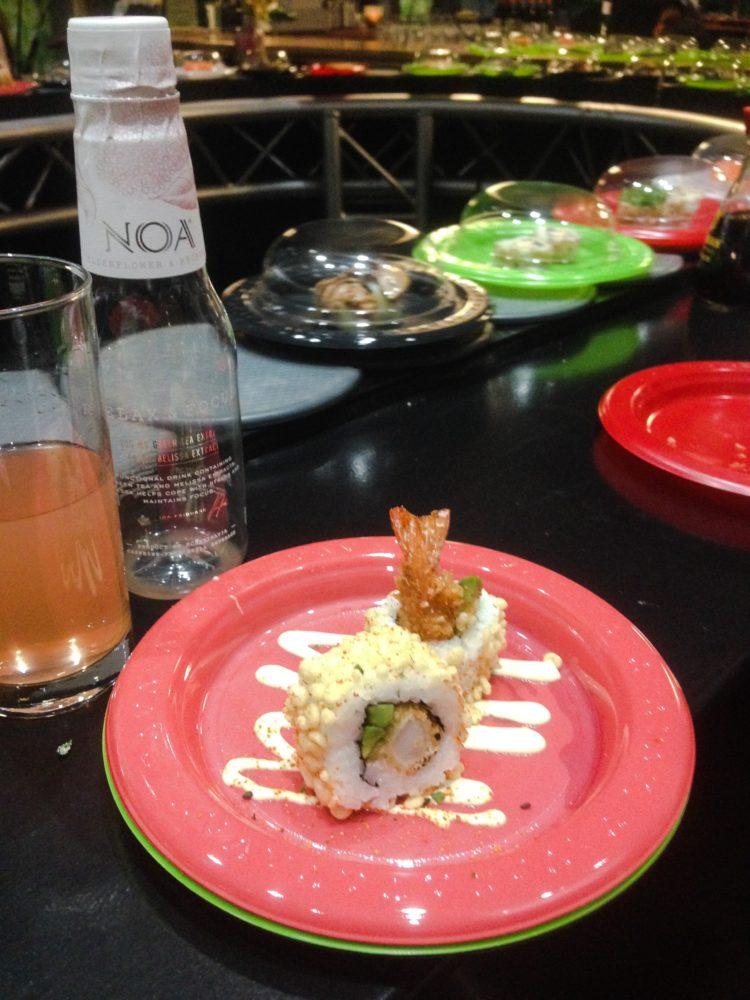Crunchy-rol-Horecava-Sushi Time