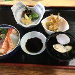 養父市の寿司屋の寿司定食。お昼にランチでどうぞ
