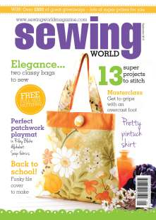 Sewing World Sept 2012 Issue