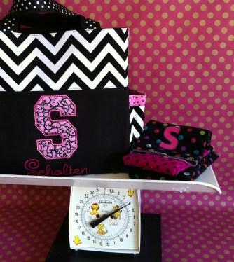 Shannon Brunette - Millie Nappy Bag 2