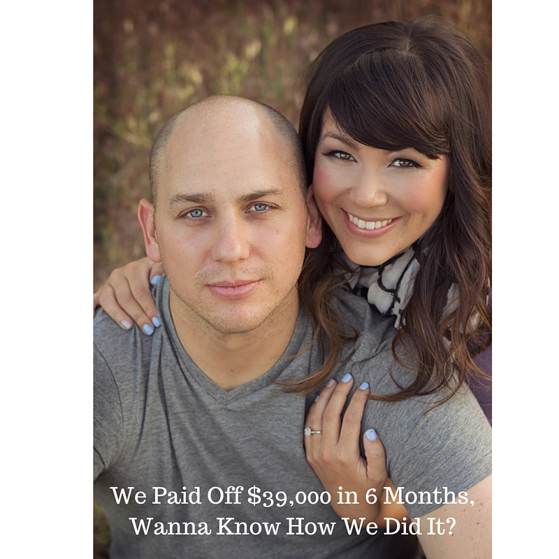 We Paid Off $39,000 in 6 Months, Wanna Know How We Did It