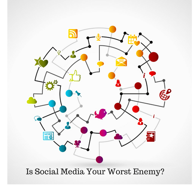 Is social media your worst enemy