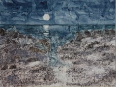 Moonlit Sea II