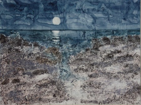 Moonlit Sea II