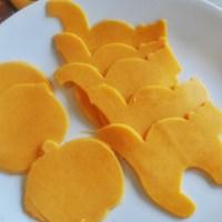Cheese Pumpkins, Orange Cats and Pepitas