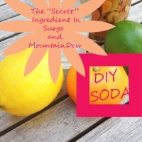 Surge and Mountain Dew's Secret Ingredient: Make Your Own Version