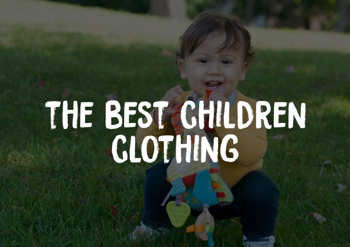 The Best Children's Clothing..