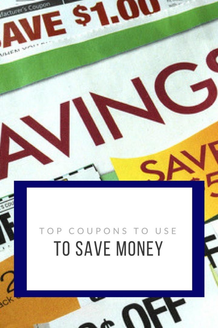 Top coupons To Use To Save