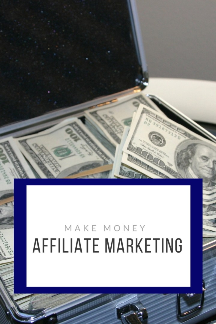 Make Money: Affiliate Marketing Share A Sale!