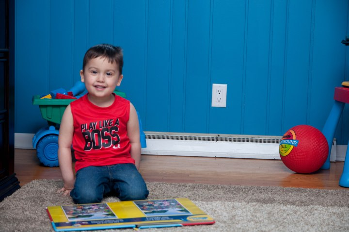 Mom Thoughts About a Nonverbal Child