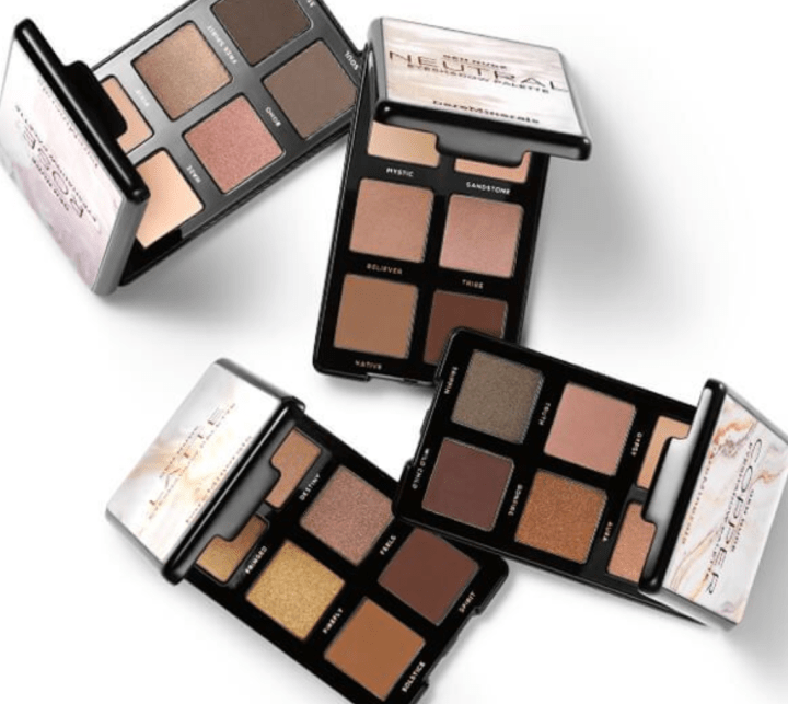 The Top Six Affordable Make-up